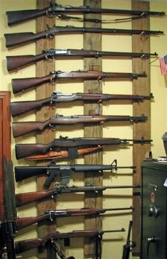 US Service rifles - ParallaxBill's Curio & Relic and Military Surplus Firear Military Weapons, Weapons Guns, Guns And Ammo, Military Surplus, Battle Rifle, Assault Weapon, Tactical Equipment, Fire Powers, Hunting Rifles
