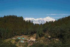 Mt. Kanchenjunga, Kalimpong.