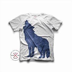 48f3c3434bb Wolf shirt - White graphic tee - Animal shirt - Spirit shirts - Wolves -  Organic Tee - Vegan - Watercolor Wolf - Unisex Tshirt