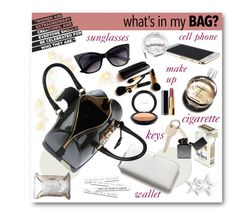 """What's In My Bag? 2"" by hanicelma ❤ liked on Polyvore featuring Kate Spade, Furla, Chanel, Korres, Iman, Urbanears, MAC Cosmetics, polyvorecontest and inmybag"