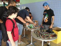 Clube dos Quadrinheiros de Manaus: Registros do Mercado de Pulgas do CQM de 10/12/16