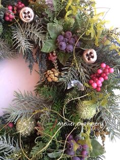 クリスマスリース(オーダー品)