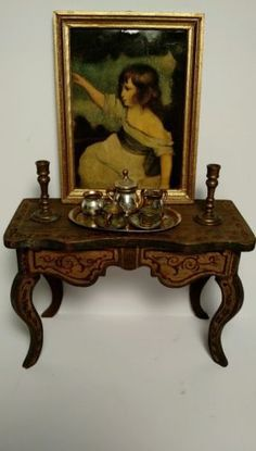 French style sideboard.