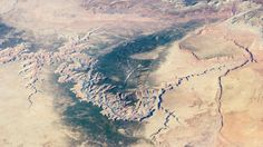 Astronaut photograph of the Grand Canyon was acquired on March 25, 2014, with a Nikon D3S digital camera using a 180 millimeter lens, and is provided by the ISS Crew Earth Observations Facility and the Earth Science and Remote Sensing Unit, Johnson Space Center. The image was taken by the Expedition 39 crew. (NASA/JSC)