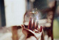 galaxy in my hand..