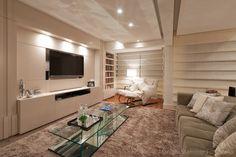 Decor Salteado - Blog de Decoração | Arquitetura | Construção | Paisagismo: Estantes, racks e painéis – veja lindas opções de móveis de tv para sua sala!