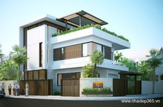 Facade Design, Exterior Design, Architecture Design, Dream House Plans, Modern House Plans, Minimalist House Design, Modern House Design, Bungalow Haus Design, Indian House Plans