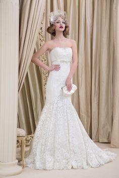 Wedding dress Yusupova Couture, Berlinda