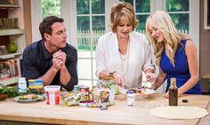 "Home & Family - Recipes - Sophie Uliano's ""Hair-Healthy"" Macro Bowl Recipe | Hallmark Channel"