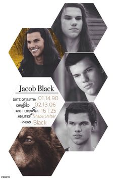 jacob black, Taylor Lautner, and twilight saga image