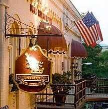 "Olde Harbour Inn, Savannah, Georgia  is home to ""Hank,"" the most-often sited ghost. Objects mysteriously move, too!"