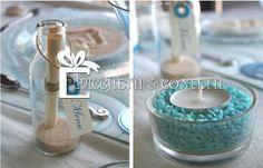 Pacchetti e Confetti: Nel blu dipinto di blu...dettagli per un matrimonio al mare