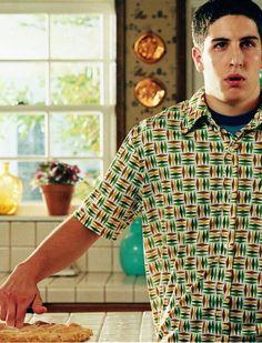 Jason Biggs as Jim Levenstein in American Pie (1999)