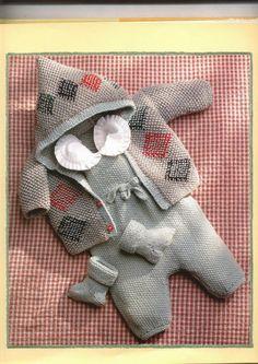 J'habille mon bébé - Les tricots de Loulou - Álbuns da web do Picasa