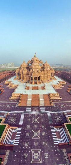 Akshardham Temple, India