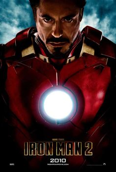 Iron Man Movie Poster Iron Man 2 was without a doubt one of the best movies I have ever seen... Until I saw Iron Man 3!!