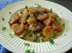 yes siree - Gulf Coast Garlic Shrimp Linguine with a mouth-watering sauce... this one I will make over and over again