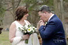 Happy winter wedding kisses at Elope Niagara Wedding Kiss, Fall Wedding, Niagara Falls Wedding, Winter Wonderland Wedding, Chapel Wedding, Christmas Themes, Christmas Wedding, Kisses, Weddings