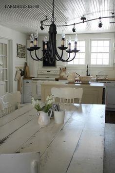 Weekly Inspiration ~ Our Farmhouse Kitchen