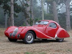 1938 Talbot Lago SS Speciale Teardrop Coupe by Figoni and Falaschi Auto Retro, Retro Cars, Vintage Cars, Antique Cars, Auto Jeep, Jaguar, Matra, Automobile, Automotive Design