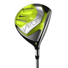 Nike Vapor Speed Drive TW. Nike releases a driver built to Tiger's specifications.