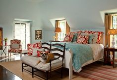 Traditional Bedroom by Cynthia Marks - Interiors