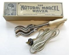 13.07.36, Marcel Waver by Dalyte Ltd., Guelph, Ont., c. 1925, donated by Jonathan Walford