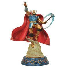 Marvel Milestones Armored Thor Statue