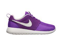 They're purple...sue me. Nike Roshe Run Women's Shoe - $70.00