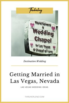 Las Vegas may be known as Sin City, but you can also get easily hitched while there! Las Vegas is home to numerous chapels that will host your stress free wedding and reception. You don't have to have an expensive wedding for it to be memorable. Read about why you should plan your wedding in Las Vegas and find some of the best venues to use!