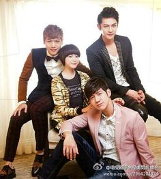 "Taiwanese version of ""You're Beautiful"" coming in May--can't wait!--Jiro Wang!!!"