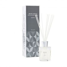 Abode Aroma Hue Collection – Storm Diffuser. An 'eye' of amber and cedarwood acts as the fulcrum to this evocative and positively energising blend of fresh water accords, lemon and grapefruit that displays all the vitality of a storm in the making.