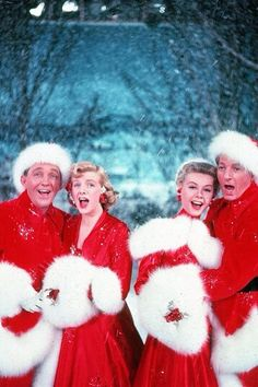 Movie..... White Christmas is still a holiday favorite