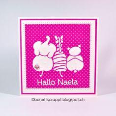Babykarte  #baby #creativedepot