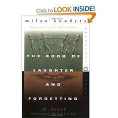 The Book of Laughter and Forgetting: Milan Kundera: 9780060932145: Amazon.com: Books