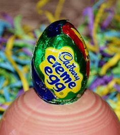 """Cadbury Creme Egg – This is a really interesting """"personalitytest"""" idea..would be fun to use as a team building exercise"""