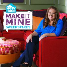 CHECK IT OUT!!! HGTV HOME's Make It Mine Sweepstakes - Enter through 4/12 for your chance to win!