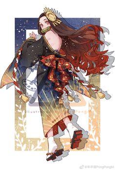 Demon Slayer, Slayer Anime, Kawaii Art, Kawaii Anime, Character Art, Character Design, Fanart, Demon Hunter, Anime Guys