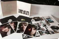 The Beatles - White Album - parte prima  PMC 7067/7068 prima stampa UK mono n° 0052613