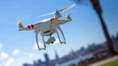 Pretty good look and review of the DJI Phantom Vision 2+.