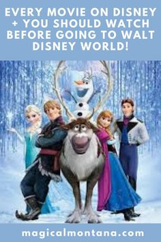 Headed to Walt Disney World? Here is every movie on Disney Plus you and your family should watch before your vacation | Disney + | Watchlist | Streaming |Disney World Tips and Tricks | Disney Characters | Disney Attractions | Disney World Vacation | Disney 2020 | Disney World Hacks | Disney Movies | Disney World Planning | WDW | Disney Prep | Disney World Parks | Magic Kingdom | Animal Kingdom | Disney World Secrets | Disney with Kids | Disney for Adults | Disney First Timers #wdw #disneyplus Disney World Secrets, Disney World News, Disney World Parks, Disney World Planning, Walt Disney World Vacations, Disney World Tips And Tricks, Disney Trips, Disney Movies, Disney Characters