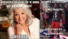Free Paula Deen!