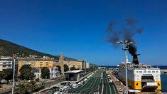 #corse #korsika #france #wildcorsica #bastia #mediterransea #coalroller #blacksmoke France, Black Smoke, Shots, Train, Corse, French