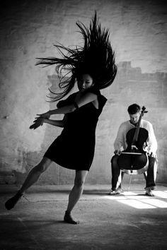 #dance #black #white
