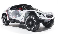 New Peugeot 3008 DKR Ready for the Dakar Challenge