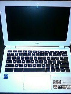 Acer Chromebook 11 CB3-111-C4HT 11.6in. (16GB Intel Celeron 2.16GHz 2GB)...
