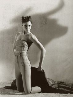 Hilary Rhoda by Mark Segal