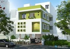 Image result for 3d elevation of bungalows