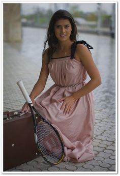 Sorana Cirstea, romanian tennis player