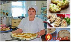 Výborné recepty, ktoré ocení každá mamička. Vedúca jedálne v škôlke - dlhoročná a veľmi skúsená pani kuchárka - sa podelila o 9 najobľúbenejších nátierok, ktoré deti pýtajú aj doma. A určite s nimi ulahodíte aj ostatným členom rodiny, odporúčame vyskúšať! Muffin Tins, Ham, Sausage, Bacon, Sandwiches, Appetizers, Cooking Recipes, Food And Drink, Meals